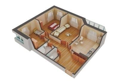 замена электрики в трехкомнатной квартире стоимость работ