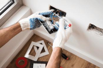 Замене розеток и выключателей в Долгопрудном