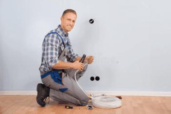 Замена проводки в квартире Долгопрудном